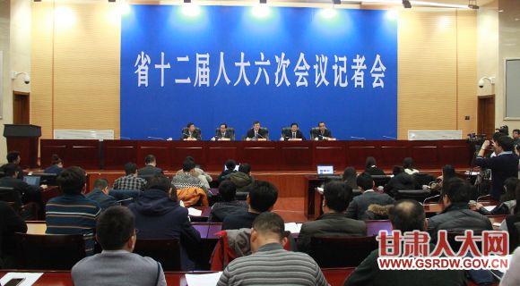 1月11日晚,省十二届人大六次会议举行全省深化教育改革相关情况介绍记者会