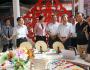 两岸企业家峰会考察团来甘考察文创产业发展情况