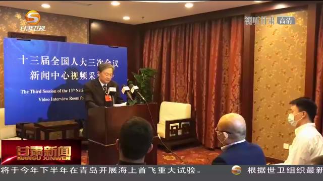 甘肃代表团举行新闻发布会介绍审议政府工作报告情况