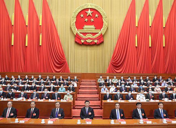5月28日,第十三届全国人民代表大会第三次会议在北京人民大会堂闭幕